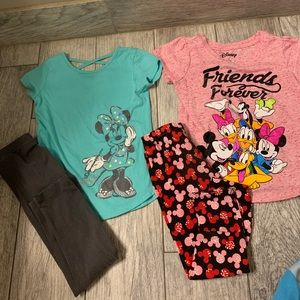 4T Disney bundle